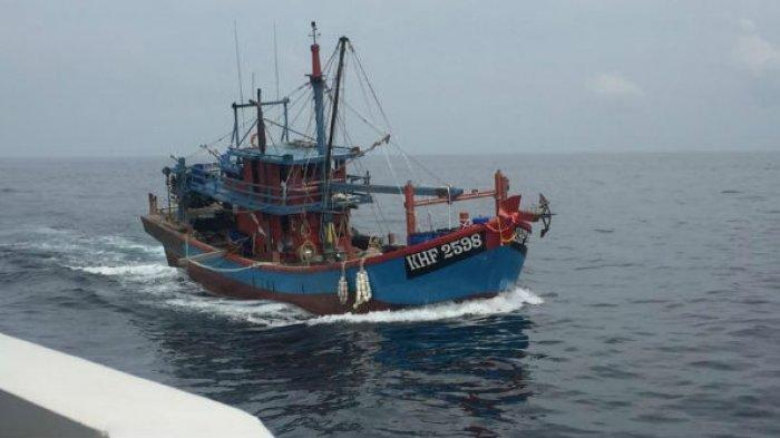 China Berulang Kali Ganggu Aktivitas di Natuna, Pemerintah RI Diminta Tegas