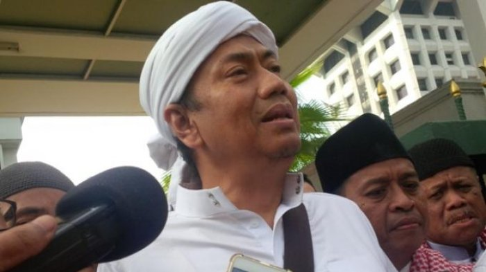 Kapitra Ampera Ultimatum Amien Rais Minta Maaf kepada Tito Karnavian