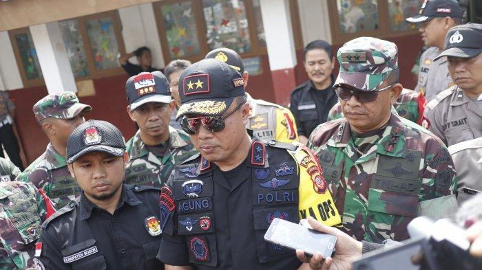 Datangi TPS Basis FPI di Puncak Bogor, Kapolda Jabar: Tidak Ada Hubungannya