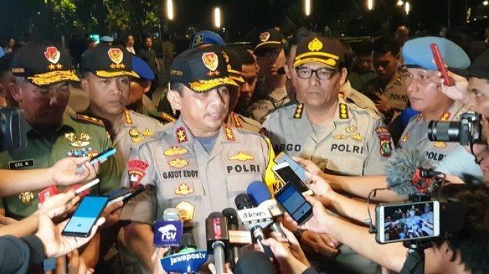 Kapolda Metro Jaya Imbau Jajarannya Lakukan Patroli Siber Jelang Pemilu 2019