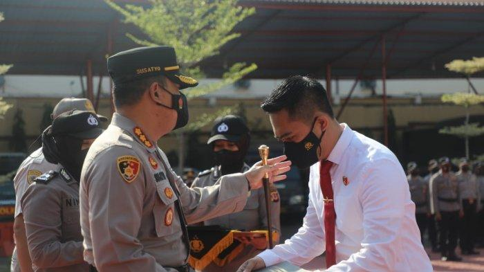 Punya Dedikasi dan Loyalitas, 25 Personel Polresta Bogor Kota Dapat Penghargaan
