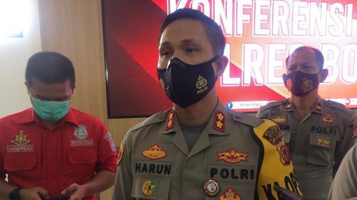 Karyawan Cafe di Puncak Bogor Dibekuk Polisi, Sabu Seberat 14,47 Gram Jadi Barang Bukti