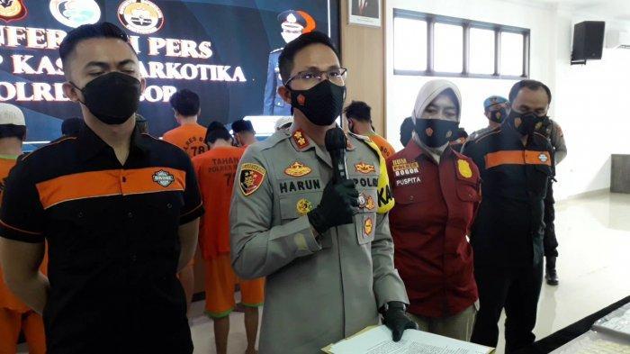 Nyambi Jadi Pengedar, Tukang Jahit di Ciampea Bogor Dapat Narkoba dari Sosok Ini