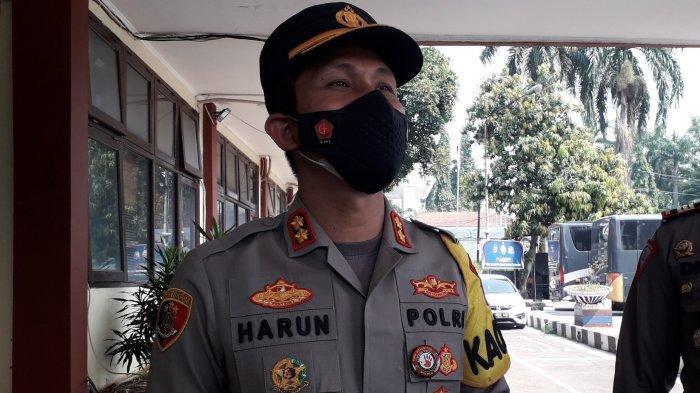Dibuka Polres Bogor, Gerai Tabung Oksigen Presisi Langsung Kehabisan Diburu Warga