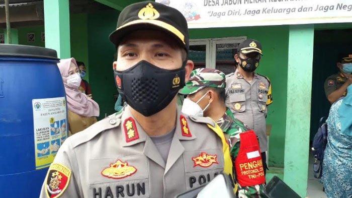 Edarkan Ganja, Seorang Mahasiswa Asal Bojonggede Bogor Diringkus Polisi