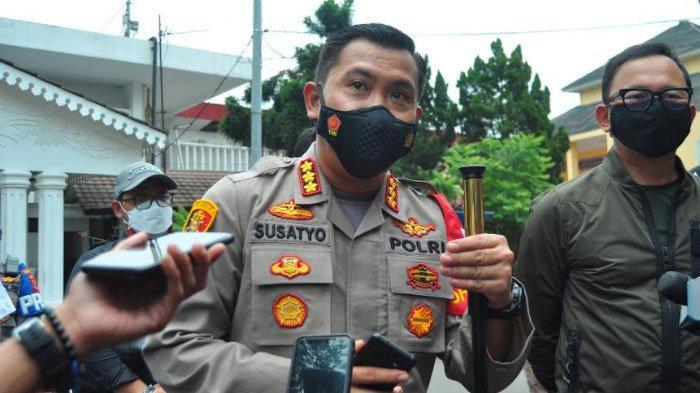 Kasus Covid-19 Kota Bogor Perlahan Turun, Kapolresta Bogor Kota : Semoga Ini Efek Ganjil Genap