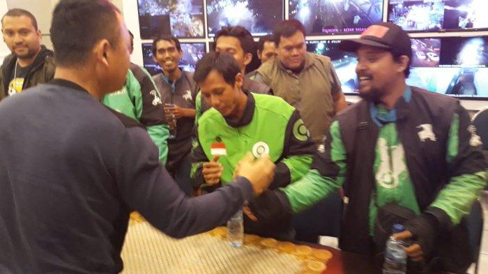 Polisi Tendang Driver Ojol, Kapolresta Bogor Kota : Namanya Manusia Pasti Ada Khilafnya