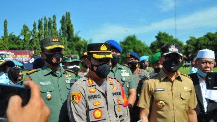 Kasus Covid-19 di Kota Bogor Turun Drastis, 712 Orang Dinyatakan Sembuh Dalam Sebulan