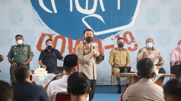Cegat Pemudik dan Pendatang ke Kota Bogor, Forkompimda Bentuk Satgas Kewaspadaan
