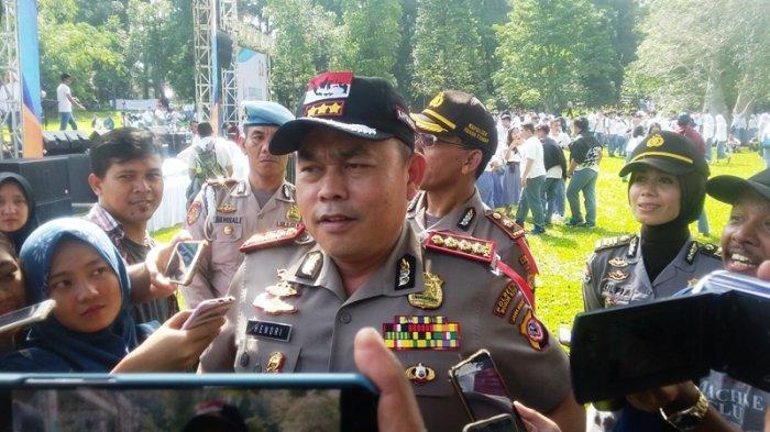 Tawuran Masih Terjadi, Kapolresta Bogor Kota Ajak Pelajar Deklrasi Damai