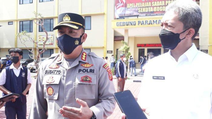 Satgas Covid-19 Rutin Patroli Selama PTM, Pelajar Berkerumun Sekolah Akan Kena Sanksi