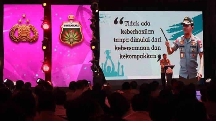 Pesan Kapolri untuk Bhayangkara FC Jelang Bergulirnya Liga 1 2020