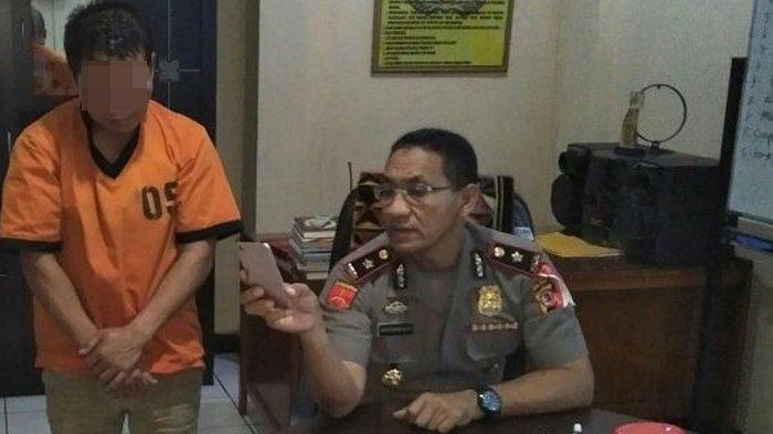 Rogoh Saku Baju Siswi SMK, Penumpang Angkot 02 Bogor Ditangkap Polisi