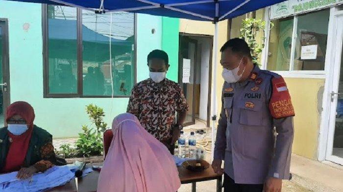 Warga Bojonggede Dapat Jatah 1.000 Dosis Vaksin Sinovac Setiap Hari