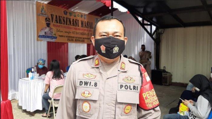 Kapolsek Bojonggede Bogor Minta Warga Tetap Aktif Jaga Prokes di Kampung Tangguh Jaya