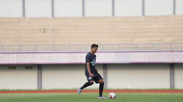 Hadapi Persela Lamongan di Stadion Pakansari Besok, Kapten Persita Waspadai Gerakan Pemain Ini