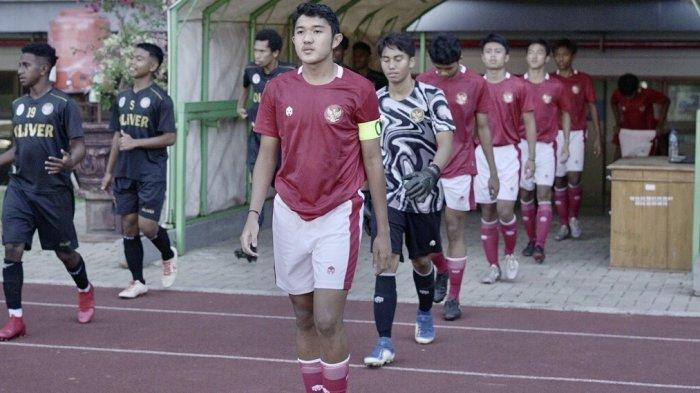 Ini Tekad Marcel Januar Putra untuk Timnas Indonesia U-16