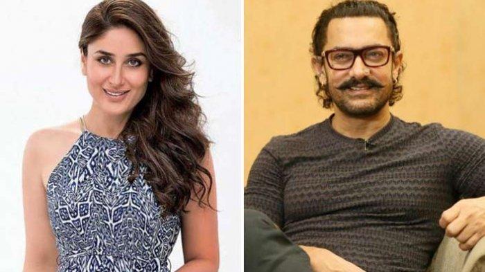 Aamir Khan dan Kareena Kapoor Lesehan di Lantai, Sambil Makan Pakai Tangan, Videonya Bikin Heboh