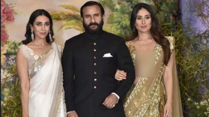 Dapat Hadiah dari Suami Kareena Kapoor, Karisma Kapoor Nangis Terharu : Aku Akan Memasangnya