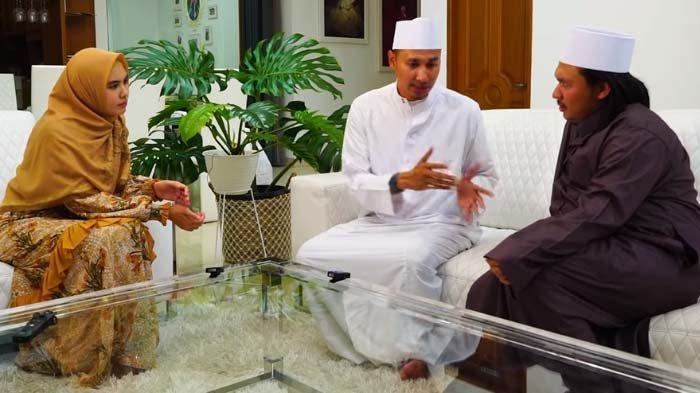 Akan Ditampar Keanu, Kartika Putri Mengadu ke Habib Usman : Masa Istri Mau Digituin Diam Aja?