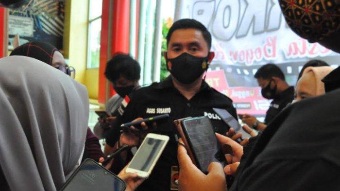 Kasat Narkoba Polresta Bogor Kota Kompol Agus Susanto.