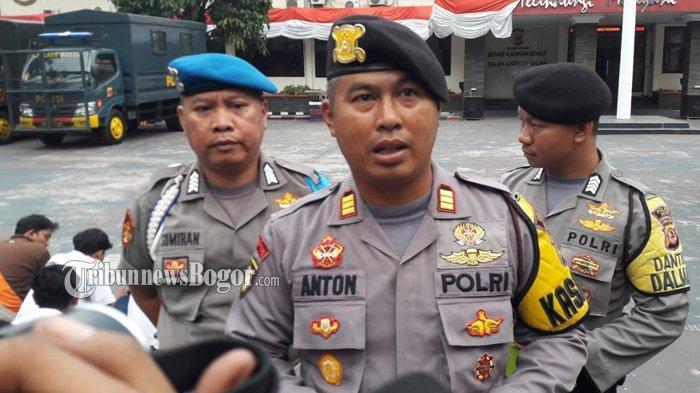 Polisi Sebut Pelajar yang Tertangkap di Simpang Sentul Bogor Hendak Sweeping Bus