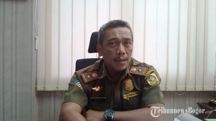 PKL di Gunung Putri Minta Pembongkaran Diundur, Kasatpol PP kabupaten Bogor: Sudah Tak Ada Toleransi
