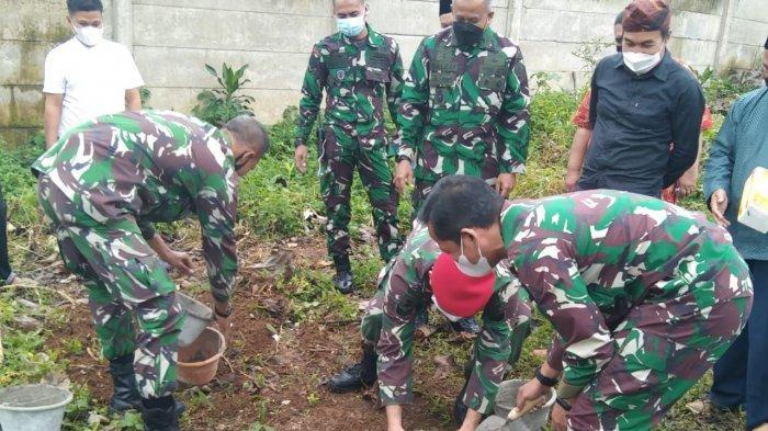 TNI Hibahkan Lahan 1.100 Meter untuk Masjid di Kemang Bogor, Tokoh Agama Ajak Warga Rawat Bersama