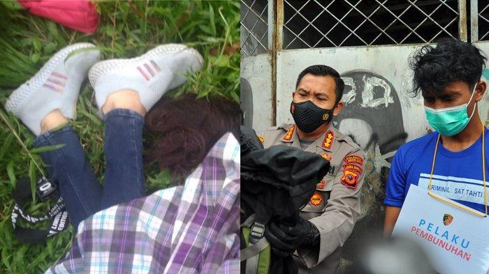 Terungkap ! Begini Cara Pembunuh Berantai di Bogor Buang 2 Korbannya, Pelaku Bawa Mayat Pakai Ini