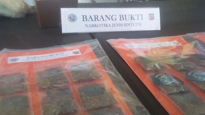 Polresta Bogor Kota Bongkar Peredaran Narkoba via Online, Pengedar Manfaatkan Jasa Pengiriman