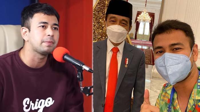 Kasus Pesta Usai Divaksin Bikin Heboh, Raffi Lega Permintaan Maaf Diterima Jokowi : Ada yang Sirik