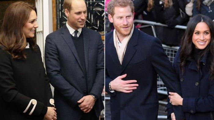 Foto Harry-Meghan Terpampang di Majalah TIME 100, Pangeran William dan Kate Dikabarkan Gelisah