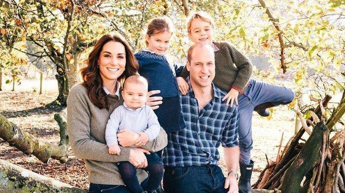 Ramai Isu Perselingkuhan Pangeran William, Kate Middleton & 3 Anaknya Pulang ke London Tanpa Suami