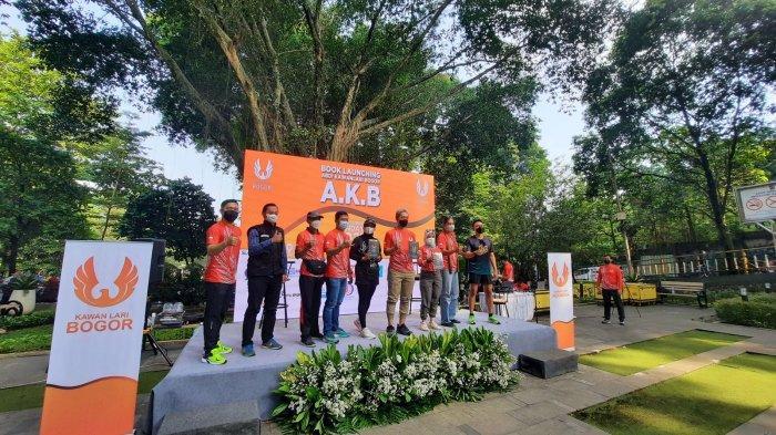 Peluncuran Buku Abdi Kawanlari Bogor, Dedie A Rachim : Terus Menginspirasi!