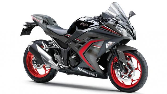 Ini Keluarga Baru Kawasaki Ninja 250, Lebih Manis