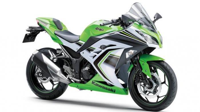 Ini Alasan Kenapa Motor Kawasaki Berciri Khas Warna Hijau