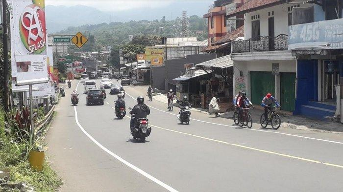 Libur Panjang, Arus Kendaraan di Kawasan Puncak Bogor Kembali Meningkat Hari Ini