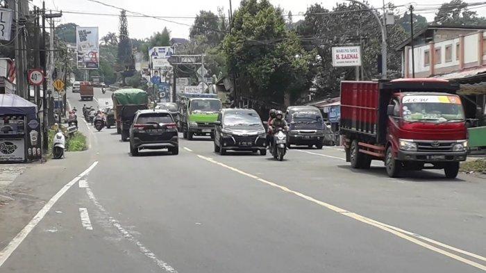 Libur Panjang di Akhir Oktober, 600 Personel Gabungan Disiagakan untuk Pengamanan Jalur Puncak Bogor