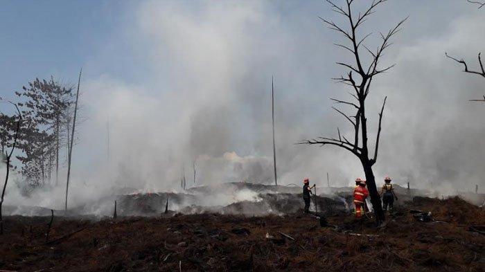 Cerita Petugas Damkar di Bogor Tetap Pilih Puasa Meski Berjibaku dengan Api, Banyak yang Kelelahan