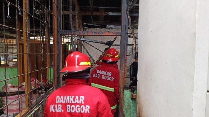 Gara-gara Kebocoran Tabung Gas, 2 Ruangan Pesantren di Megamendung Ludes Dilalap Api