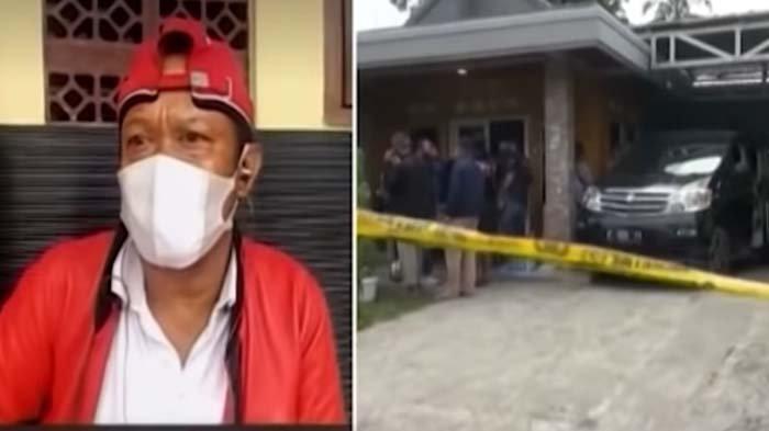 Ngaku Main Golf, Terkuak Posisi Suami Ada di Rumah Istri Muda saat Tuti dan Putrinya Tewas Dibunuh
