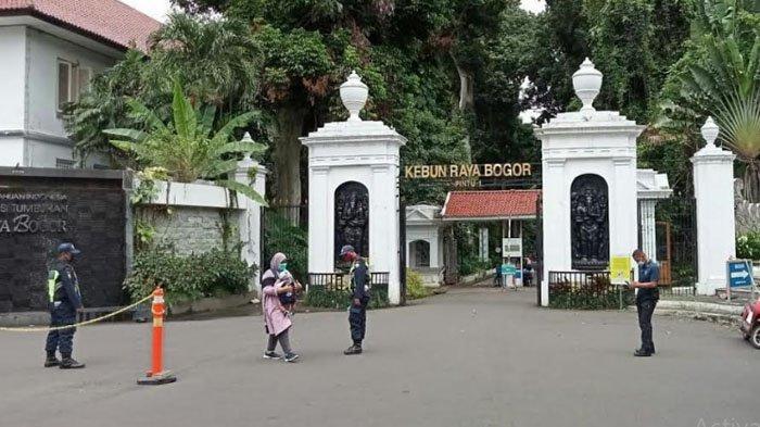 PPKM Darurat Kota Bogor, Kebun Raya Bogor dan Mal Tutup Sementara