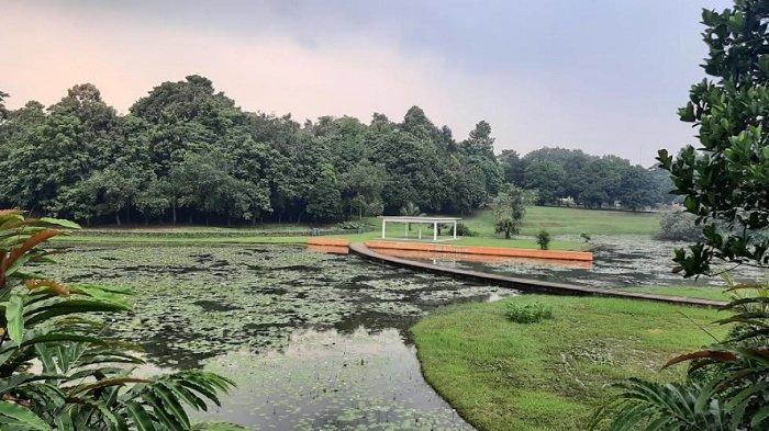 Miliki 3 Danau, Ini Spot Favorit Wisatawan di Kebun Raya Cibinong