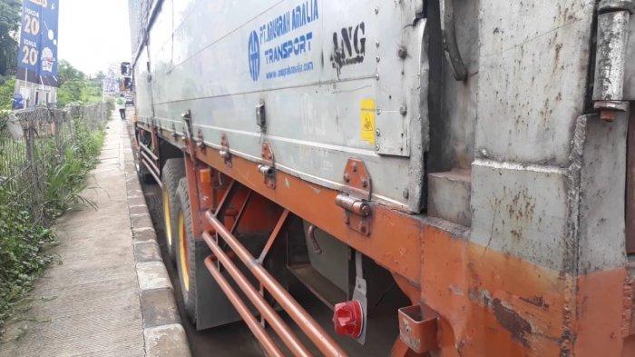 Kecelakaan di Jalan Sholeh Iskandar Libatkan Truk Fuso, Pengemudi Motor Meninggal Dunia