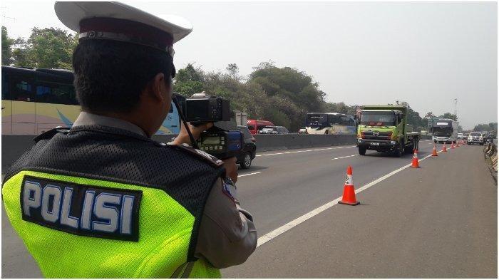 KRONOLOGI Kecelakaan Beruntun di Tol Cipularang Awal Tahun 2021, Ini Penjelasan Polisi