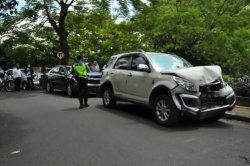 Kesaksian Penumpang Saat Mobil yang Ditumpangi Terlibat Kecelakaan Beruntun di Bogor: Tiba-tiba Bruk