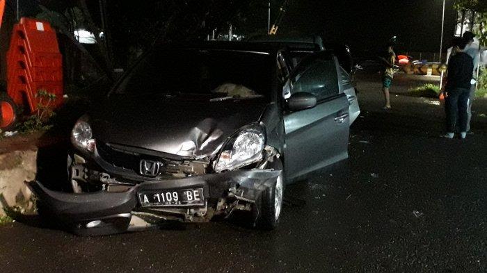Cerita Rombongan Mobil Keluarga Terlibat Kecelakaan Beruntun di Tol Jagorawi : Habis Silaturahmi