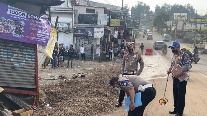 Truk Maut Penyebab Kecelakan di Puncak Disebut Masih Laik Jalan, Polisi: Sopir Kurang Mahir Ngerem