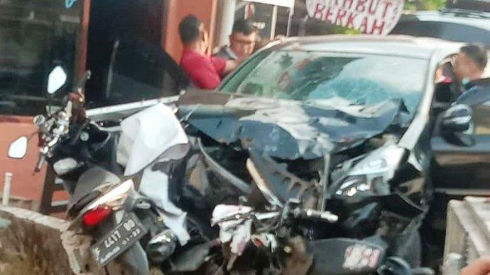 Kecelakaan di Kebon Pedes, Pengendara Mobil Diamankan Polisi, Korban Luka Dilarikan ke Rumah Sakit