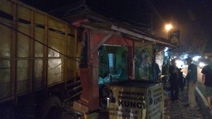 Kesaksian Korban Kecelakaan Beruntun di Leuwisadeng Bogor, 'Saya Kejepit'